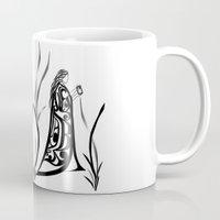 medicine Mugs featuring Medicine Woman by Lou-ann Neel Studio