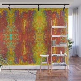 Fluid Abstract 02 Wall Mural