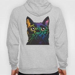Rainbow Cat Hoody