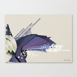 Abstract Shapes Canvas Print