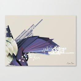 Abstract Shapes Canvas Print