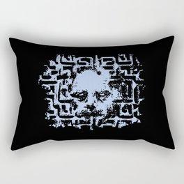 You Have Always Been the Caretaker Here Rectangular Pillow