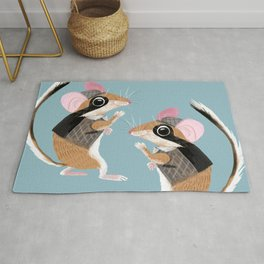 Garden Dormouse from Madrid Rug