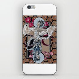 Birth and Growth iPhone Skin