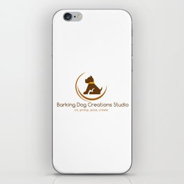 Barking Dog Creations Studio iPhone Skin