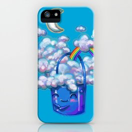 Bucket of Dreams iPhone Case