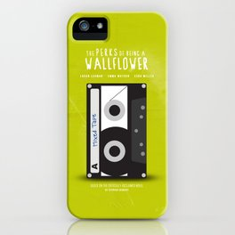 The Perks of Being A Wallflower (Vintage) iPhone Case
