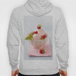 Strawberry icecream Hoody