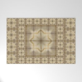 Morocco Mosaic 2 Welcome Mat