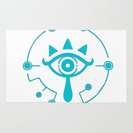 Sheikah - Eye of Truth Rug