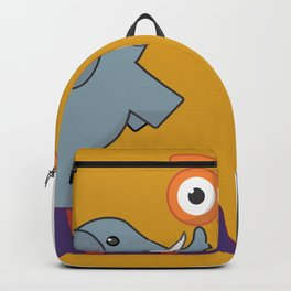 eye.lephant Backpack