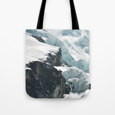 Climate change is as close as you can see Tote Bag