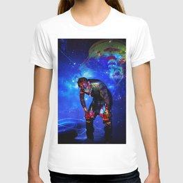 originally travis make music scott astroworld T-shirt