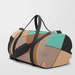 Earth Shapes Duffle Bag