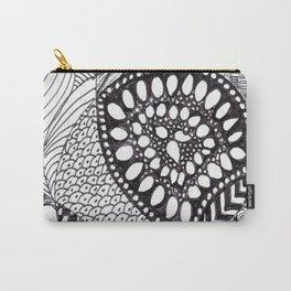 Zen Doodle Graphics zz04 Carry-All Pouch