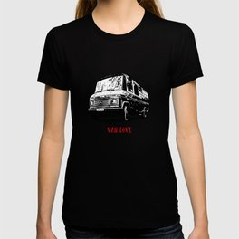 Van Love T-shirt