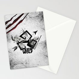 Teen Wolf: Part of the Pack Stationery Cards