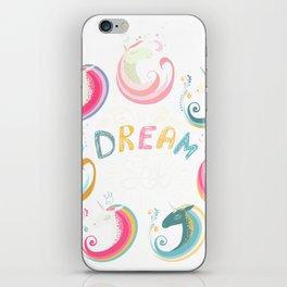 Unicron Dream iPhone Skin