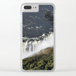 Victoria Falls. Clear iPhone Case