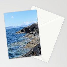 Hebrides Cliffs Stationery Cards