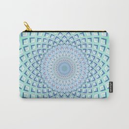 Just Breathe - Mandala Art Carry-All Pouch