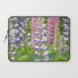 Lovely Lupines Laptop Sleeve
