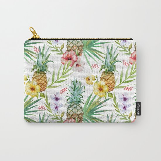 Tropicana yeah Carry-All Pouch