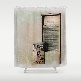 Remember When Shower Curtain