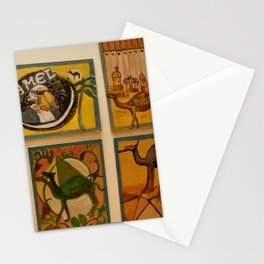 Cool Camel Stationery Cards
