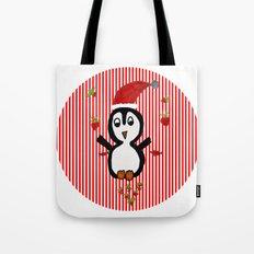 My Penguin | Christmas Spirit Tote Bag