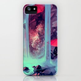 Protect me from what I want iPhone Case