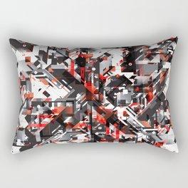 Space distortion Rectangular Pillow