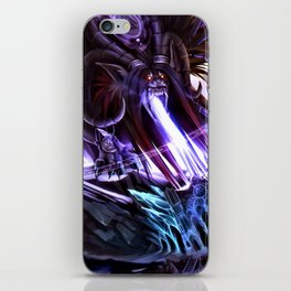 Deus Aquilonius iPhone Skin