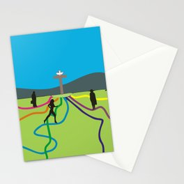 Many Paths to Jesus Stationery Cards
