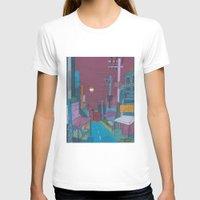 seoul T-shirts featuring Seoul City #2 by Rob McClelland