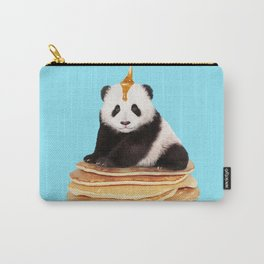 PANCAKE PANDA Carry-All Pouch