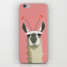 Llove You iPhone & iPod Skin