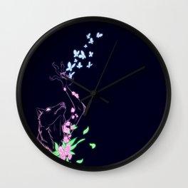 Lifelines Wall Clock