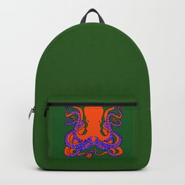 The Cunning Octopus Backpack