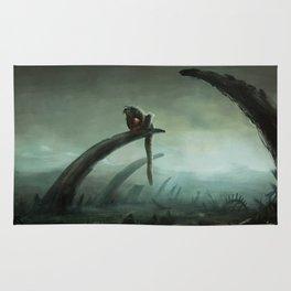 Graveyard Rug