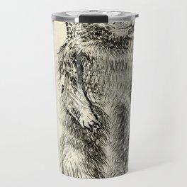 Beaver Travel Mug
