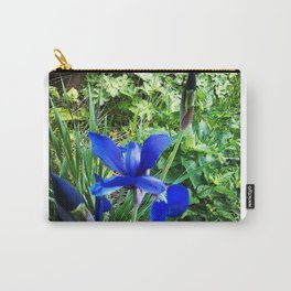 Tears Get In Your Iris Carry-All Pouch