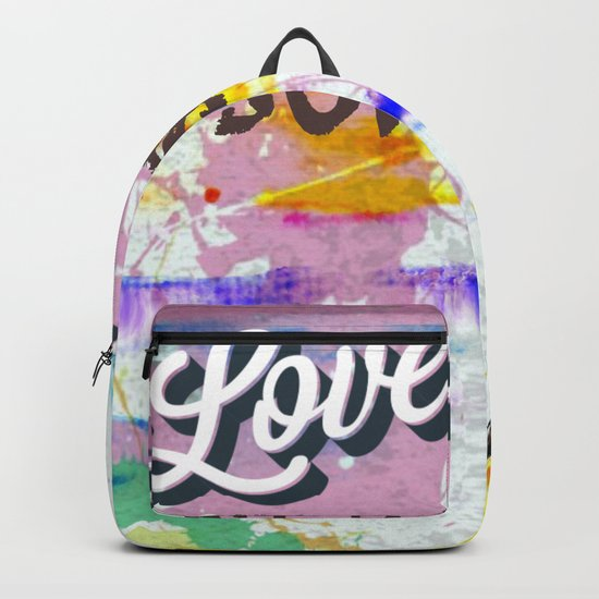 Sunsets with you Backpack