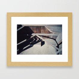 joinery Framed Art Print
