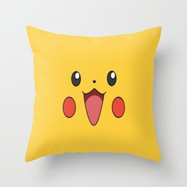 Kachu Throw Pillow