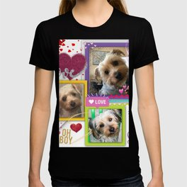 Louis the Yorkshire Terrier T-shirt