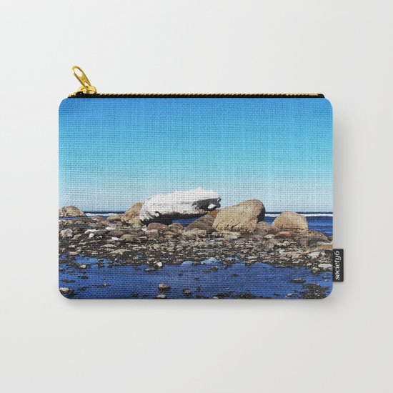 Stranded Iceberg Carry-All Pouch