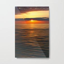 Cromer Seascapes Metal Print