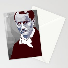 Baudelaire Stationery Cards