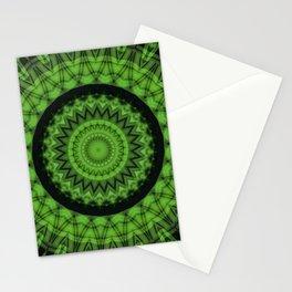 Regardlossly Plaid Mandala 2 Stationery Cards